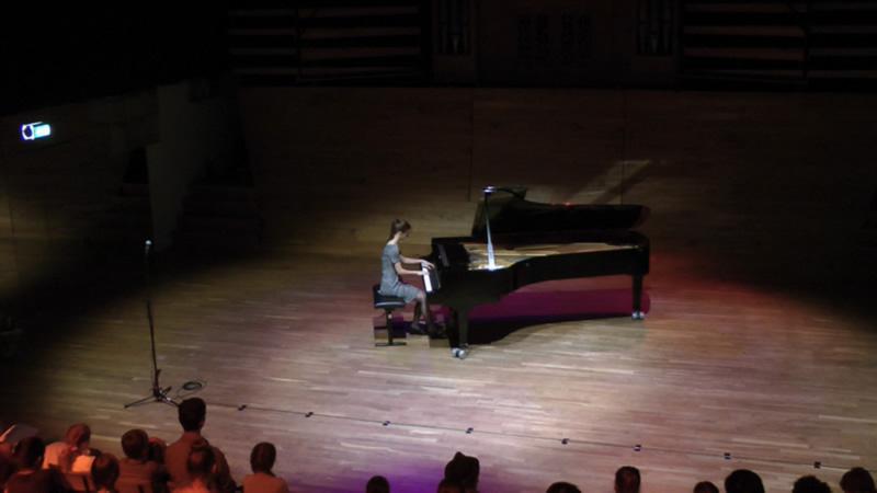 uitvoering piano