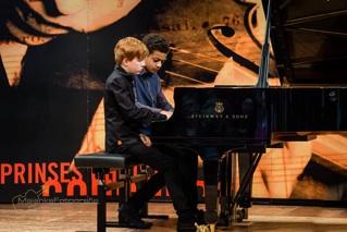 piano uitvoering